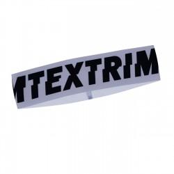 TRIMTEX SPEED Headband, for orienteering and running, Opulent Opal / Black