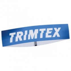 TRIMTEX SPEED Headband, for orienteering and running, Horizon Brush/ Estate Blue