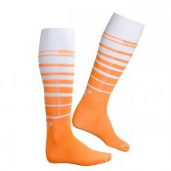 TRIMTEX Extreme o-socks, Tangerine-White