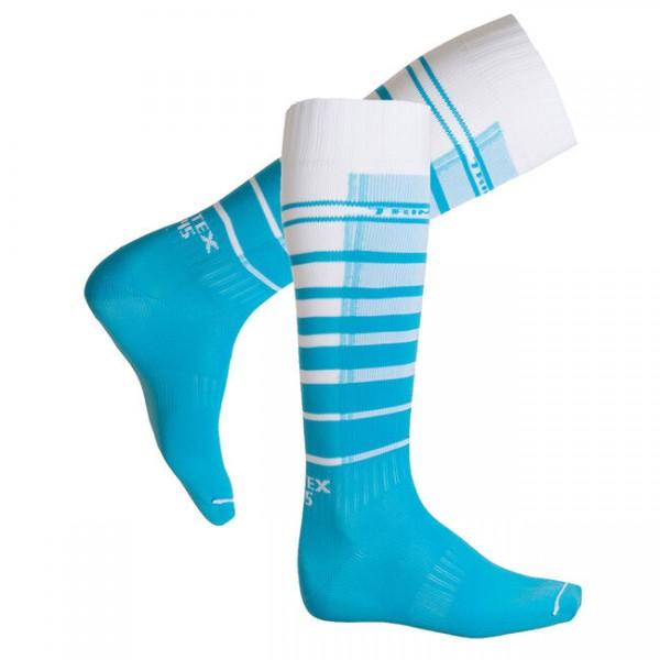 TRIMTEX Extreme o-socks, Azure Blue