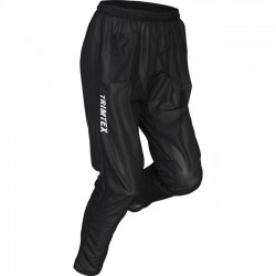 TRIMTEX BASIC LONG nylon pants, black