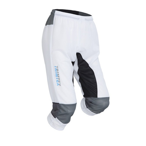 TRIMTEX EXTREME 3/4 nylon pants, white