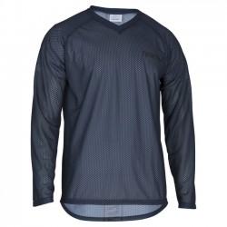 Trimtex O-Shirt basic LS orientēšanās krekls, steel blue