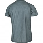 TRIMTEX Basic Short orienteering shirt, Marble Green Galaxy