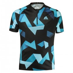 TRUE STORY men's Elite o-shirt for men, deep blue