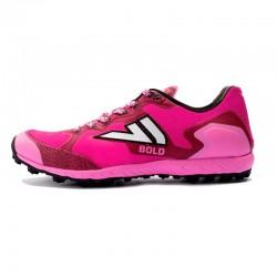 VJ BOLD BLOOM orienteering shoes, with metal spikes