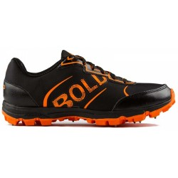 Kids orienteering shoes VJ BOLD with metal studs