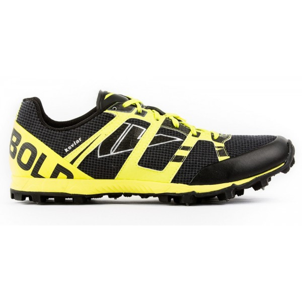 VJ BOLD 9 orienteering shoes, with metal spikes