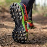 VJ XTRM shoes for OCR, orienteering, trail running for women and men with a full length rock plate - Made for Rocky and Technical Mountain Trails and Obstacle Course Races
