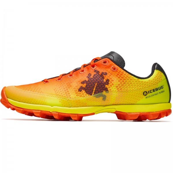 ICEBUG Acceleritas7 M RB9X shoes for trailrunning, orienteering, swimrun and OCR