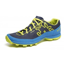 Icebug Spirit6 OLX Off Trail running shoes, Eclipse/Ocean style