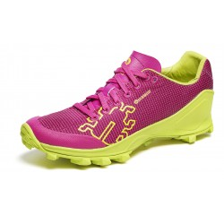 Icebug Zeal2 OLX off-trail running shoes, Tulip/Poison