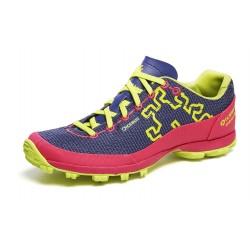 Icebug Spirit6 OLX Off Trail running shoes, Grape/Camellia style