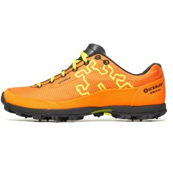 Icebug Spirit6 M OLX  Orange/Black orienteering shoes