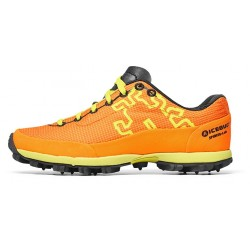 Icebug Spirit6 W OLX  Orange/Poison orienteering shoes