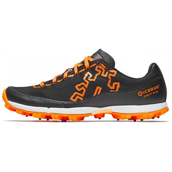 Icebug Spirit7 M OLX  BLACK orienteering shoes