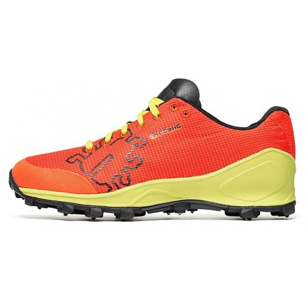 Icebug Zeal2 M OLX  Mango/Poison orienteering shoes