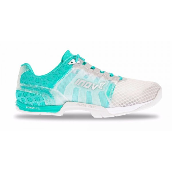 Inov-8 F-LITE 235 V2 CHILL cross fitness shoes, Clear/Teal