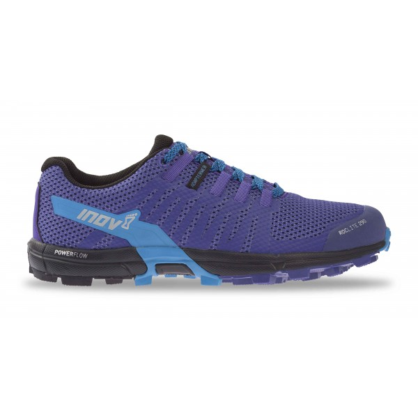 Inov-8 ROCLITE 290 Women's running shoes Purple/Blue