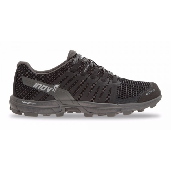 Inov-8 ROCLITE 290 - Zapatillas de trail running - black/grey
