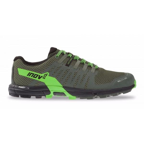 Inov-8 ROCLITE 290 Men's Black/Green running shoes