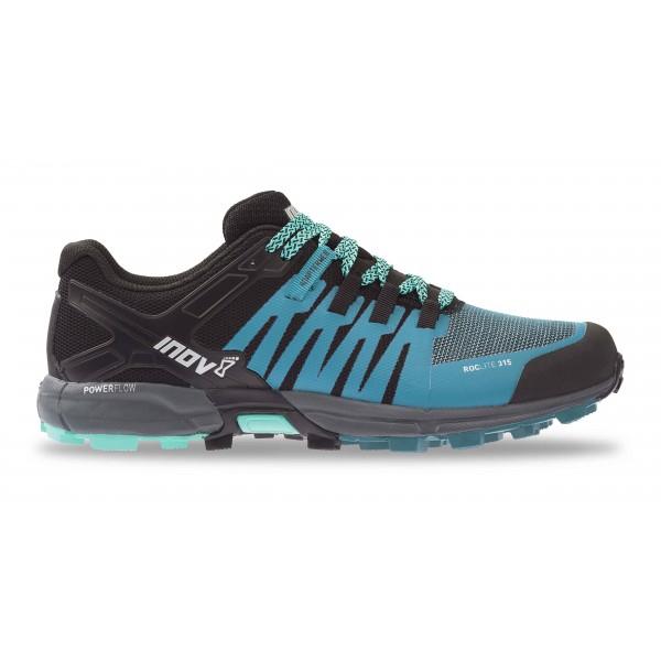 Inov-8 ROCLITE 315 Women's  running shoes, teal/black