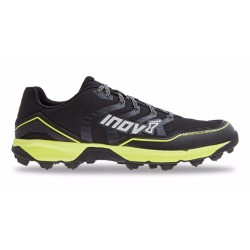 Inov-8 Arctic Talon 275 running shoes with metal spikes, Yellow/Black