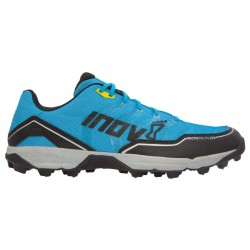 Inov-8 Arctic Talon 275 running shoes with metal spikes, Blue/Black