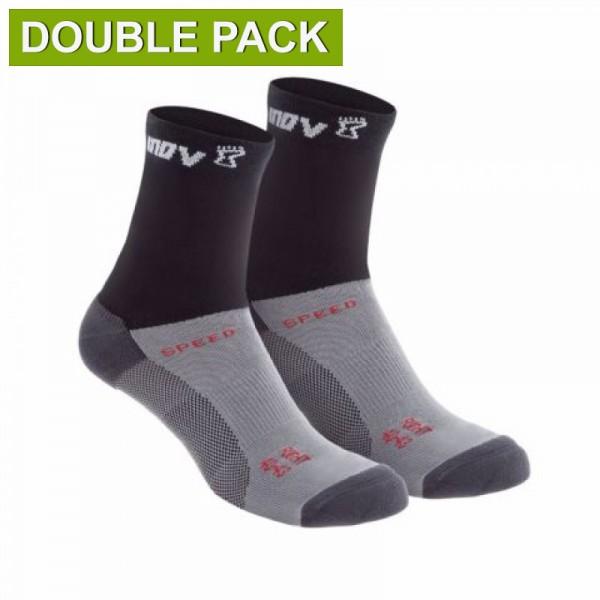INOV-8 SPEED HIGH socks (DOUBLE PACK)