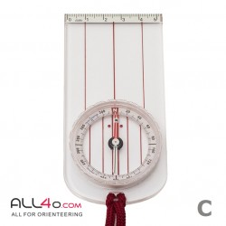 Orienteering compass Moscompass Model 2 Fast