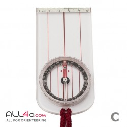 Moscompass Model 3 Stable orienteering compass