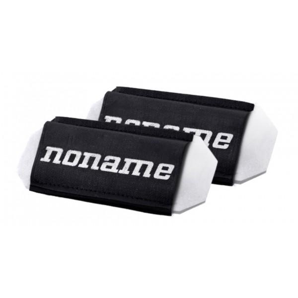 NONAME ski clips for nordic skies, Black