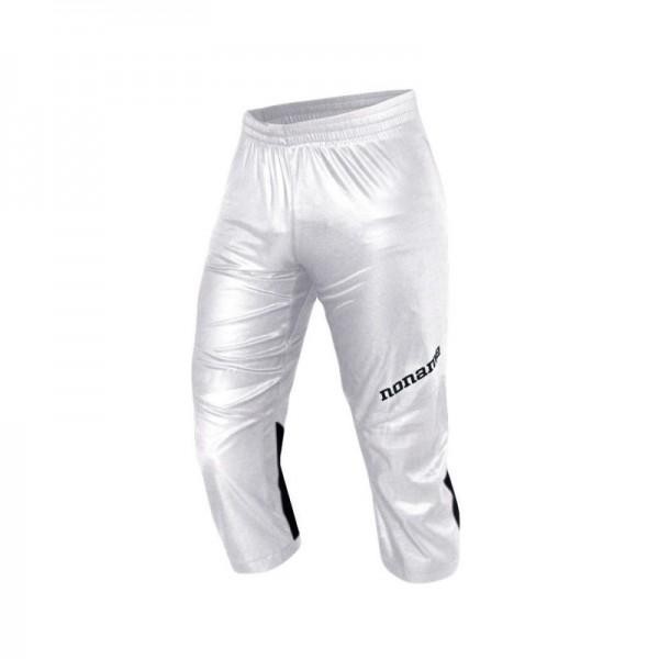 Noname TERMINATOR 3/4 pants, white