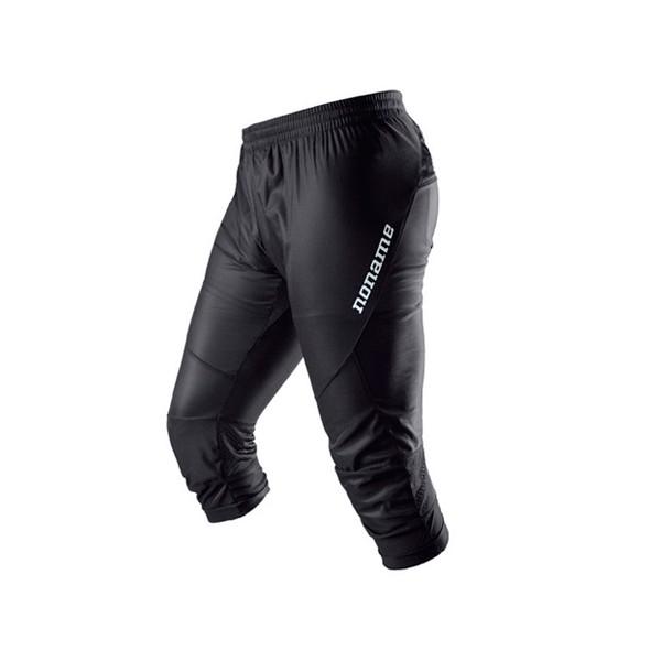 Noname TERMINATOR 3/4 nylon pants, black