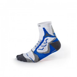 Noname COOLMAX socks, blue (double-pack)