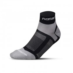 NONAME TRAINING socks ( 2-pairs ), White/Black