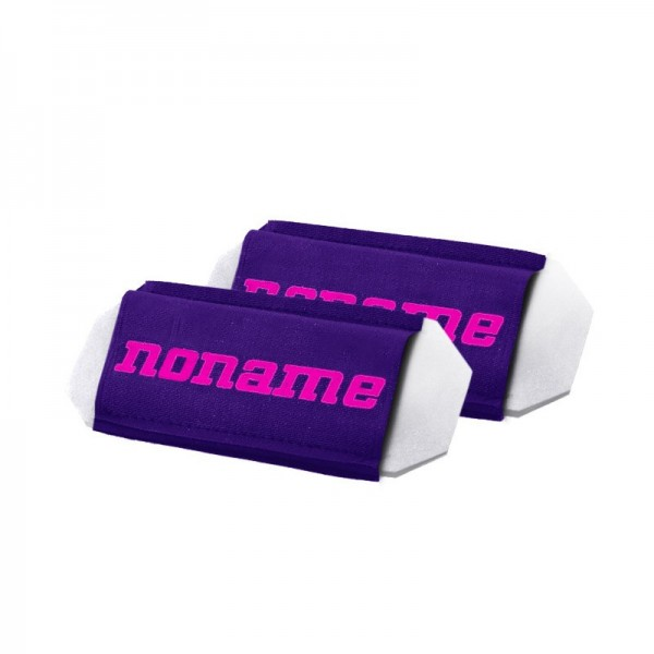 NONAME ski holders for cross country skis, Violet