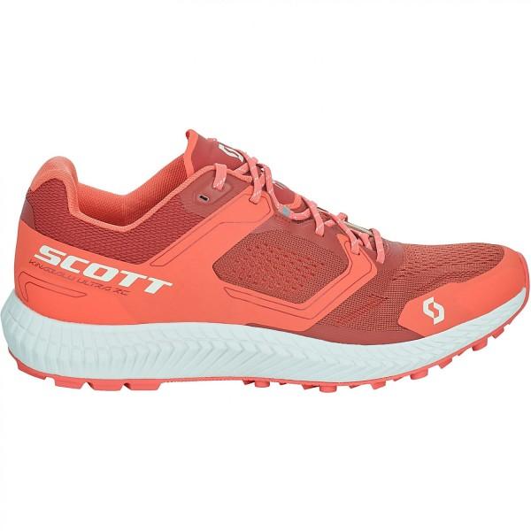 SCOTT KINABALU ULTRA RC Women's trail running shoe, Rust red/Brick red