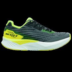 SCOTT PURSUIT road running shoe, black/yellow