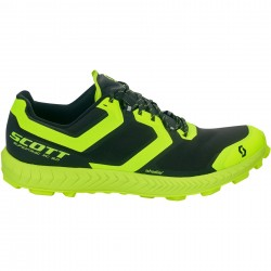 SCOTT SUPERTRAC RC 2 Women's trail running shoe, black/yellow
