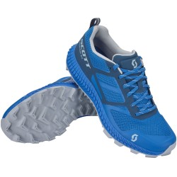SCOTT Supertrac 2.0 trail running shoe, blue