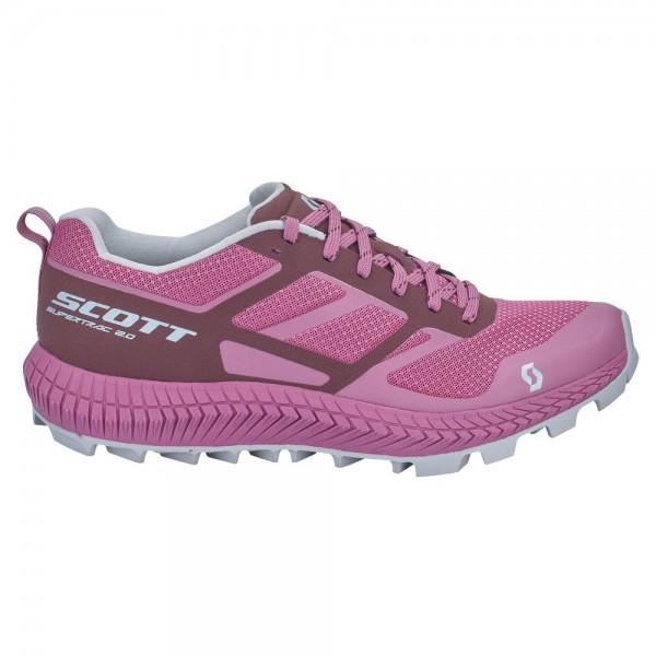 SCOTT SUPERTRAC 2.0 WOMEN'S trail running shoe, purple/maroon