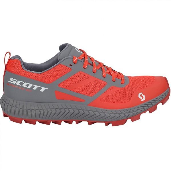 SCOTT SUPERTRAC 2.0 trail running shoe, Bright Orange - Slate Grey