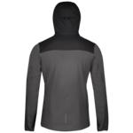 SCOTT TRAIL RUN WB LIGHT W/HOOD Men's jacket, black/dark grey