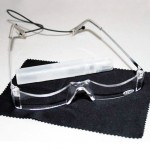 Vapro optical sports glasses, curved